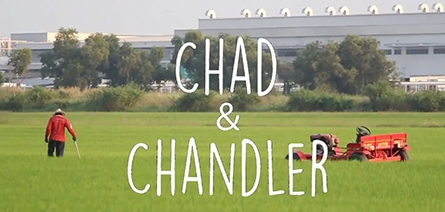 Chad and Chandler On Tour