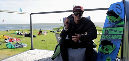 Jake Kelsick on Kite&Wake Festival 2014
