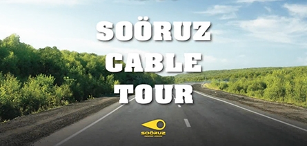 Sooruz Tour Cable - TNG - Isle Jourdain