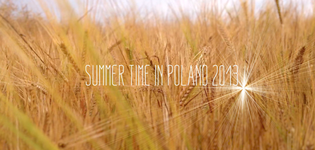 Summer in Poland 2013