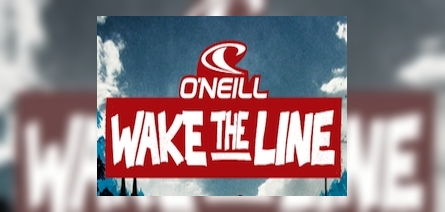 O'Neill Wake The Line 2012